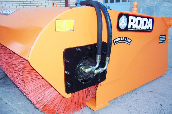 eco asfalt sweeper