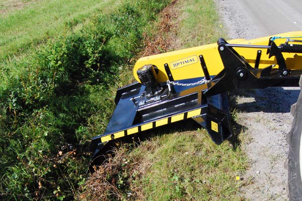 Brushcutters optimal