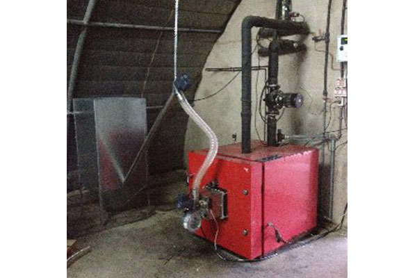 Biomass burners